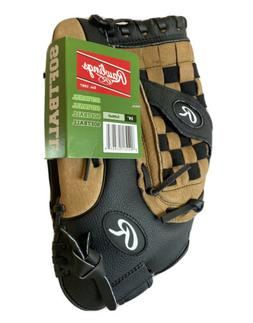 """Rawlings 14"""" RSB Softball Series Glove Leather Right Hand Th"""