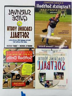 Softball Coach Library Youth Fastpitch Books Coaching